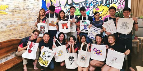 TGIF Art Jamming @ The Noteway Art Studio tickets
