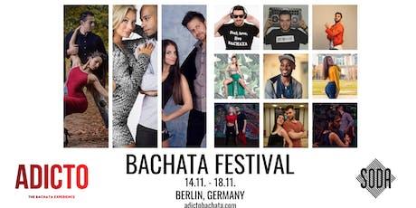 ADICTO: Berlin Bachata Festival Tickets