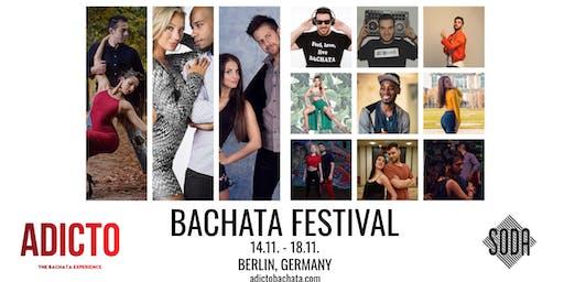 ADICTO: Berlin Bachata Festival