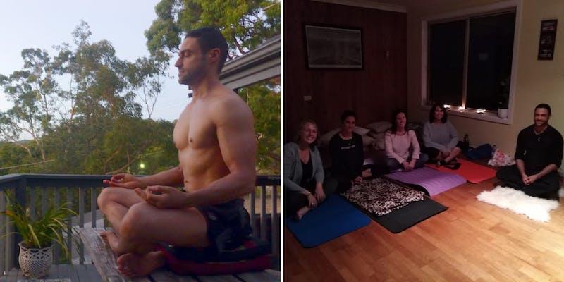 Group Meditation & Energy Healing