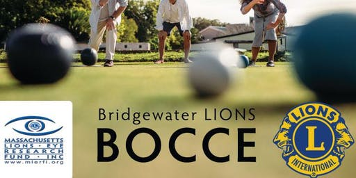Bridgewater Lions Bocce Tournament