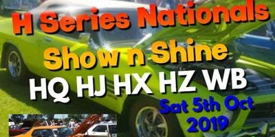 H Series National  HQ HJ HX HZ WB