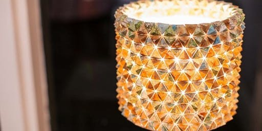 Sculptural Lampshade Making