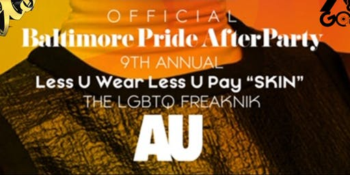 """SKIN """"The LGBTQ Freaknik"""""""