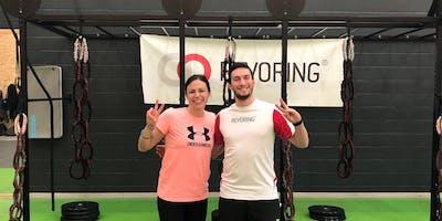 Workshop di Revoring Mobility Posturale con Katia Vaccari - Rimini Wellness 2019