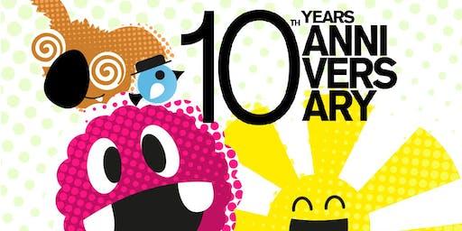 10 YEARS BOUQ.FREE | 2nd