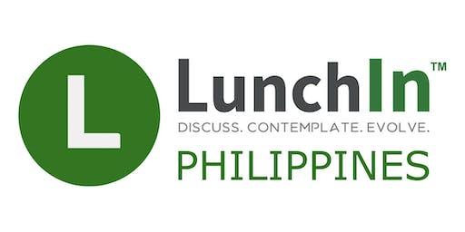 FREE LunchIn meetings in Makati Greenbelt Philippines