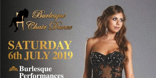 Burlesque Chair Dance™️ Present's A Naughty Prom