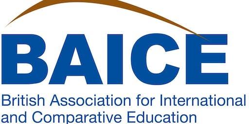 BAICE Graduate Student Conference 2019