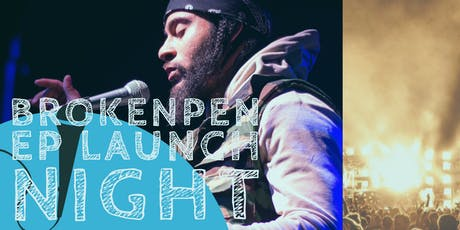 Brokenpen EP Launch Night tickets