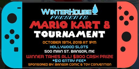 Mario Kart 8 @ BCTC Half-way Con tickets