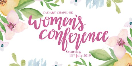 CCUK WOMEN'S CONFERENCE 2019 tickets