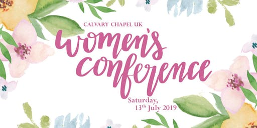 CCUK WOMEN'S CONFERENCE 2019
