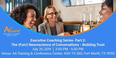 Executive Coaching Series Part 2: The (Fun!) Neuroscience of Conversations – Building Trust
