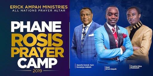 PHANEROSIS PRAYER CAMP  2019