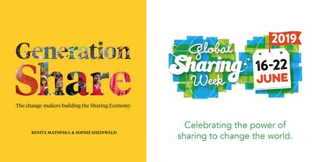 Global Sharing Week 2019 & Generation Share Launch: The Power of Sharing  tickets