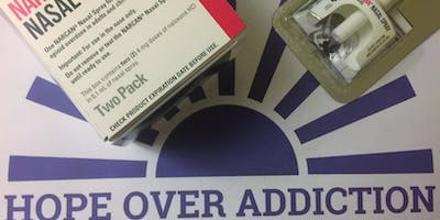 Free Overdose Prevention & Narcan Training