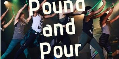 Pound  & Pour at Senca Street
