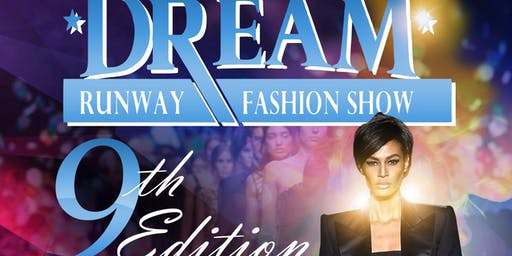 "DESIGNER PACKAGES for ""DREAM"" Fashion Show 9th Edition (DETROIT)"
