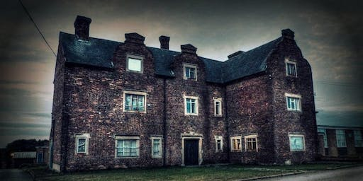 Gresley Old Hall Ghost Hunt - Friday 28th June 2019