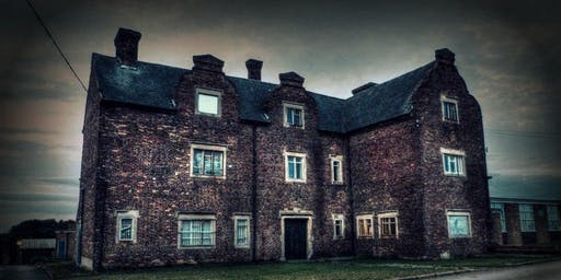 Gresley Old Hall Ghost Hunt - Friday 19th July 2019