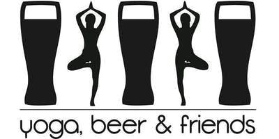 Pints and Poses Yoga