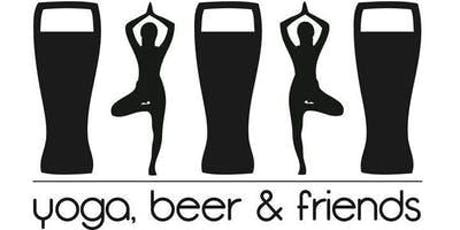 Pints and Poses Yoga tickets