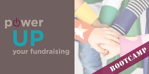 Power Up Your Fundraising Boot Camp