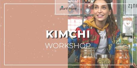 Kimchi Workshop *vegan*  tickets