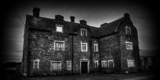 Gresley Old Hall Ghost Hunt - Friday 16th August 2019