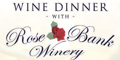 Wine Dinner at Dog & Bull with Rosebank Winery