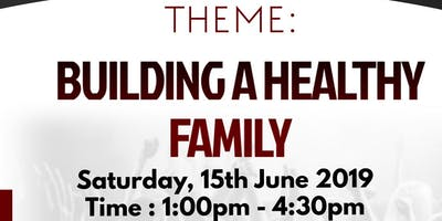 BUILDING A HEALTHY FAMILY - WOMEN / LADIES CONFERENCE