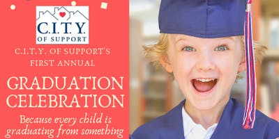 C.I.T.Y. of Support's Graduation Celebration!