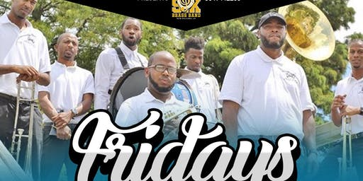 Fridays With Big6 Brass band