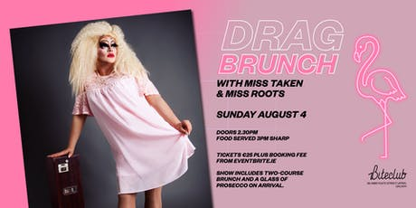 Drag Brunch at Biteclub tickets