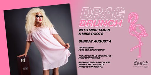 Drag Brunch at Biteclub