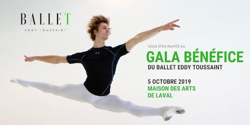 Gala-Bénéfice Annuel 2019 du Ballet Eddy Toussaint - 3ième Édition