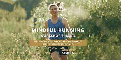 Mindful Running Workshop | Hamburg - leichteres Laufen, mehr Lebensfreude Tickets