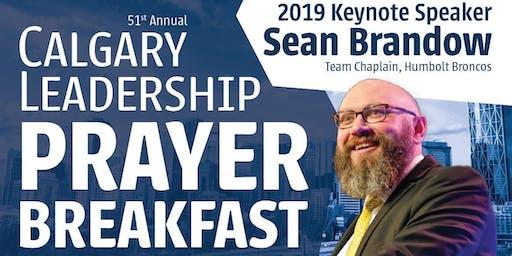 51st Annual Calgary Leadership Prayer Breakfast, Telus Convention Centre