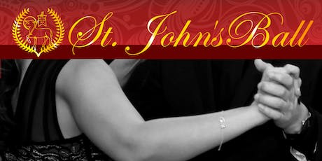 St. Johns Ball tickets