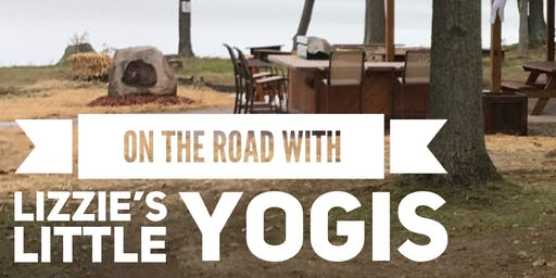 On The Road with Lizzie's Little Yogis- Angola