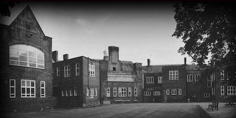 Edwardian School Ghost Hunt - Saturday 29th June 2019 tickets