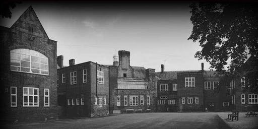 Edwardian School Ghost Hunt - Saturday 29th June 2019