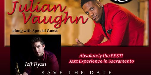 Jazz at 2300 Presents, Julian Vaughn