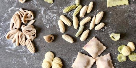 Kochkurs Bella Italia - Pasta Liebe, handgemacht - einfach köstlich Tickets