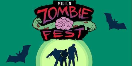 Milton Zombie Fest 2019 tickets