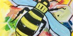 Paint The Manchester Bee! Manchester, Wednesday 24 July
