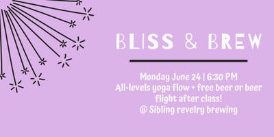 Bliss & Brew: June 24