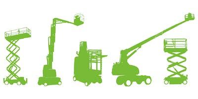 Mobile Elevated Work Platform (MEWP) Operator Training (Durham, NC)