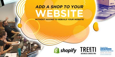 [Darwin] Add a shop to your existing website & Facebook page using Shopify Lite